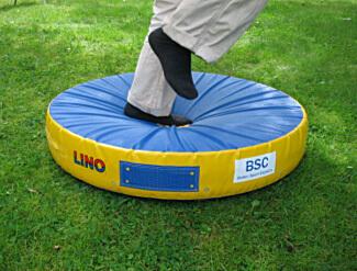 trampolin pude